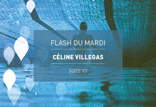 FLASH DU MARDI // La nage des naïades en image par Céline Villegas