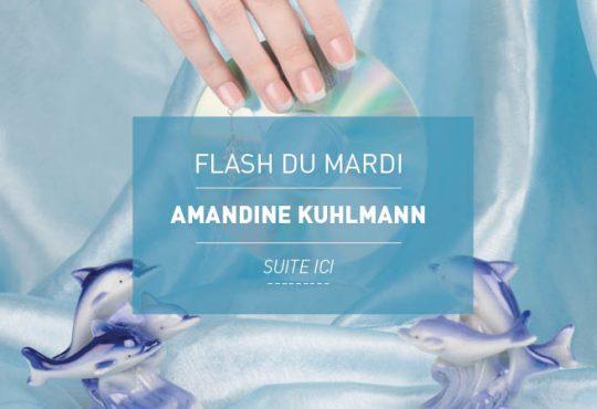 FLASH DU MARDI // « L-O-L-I-T-A, Moi Lolita » par Amandine Kuhlmann