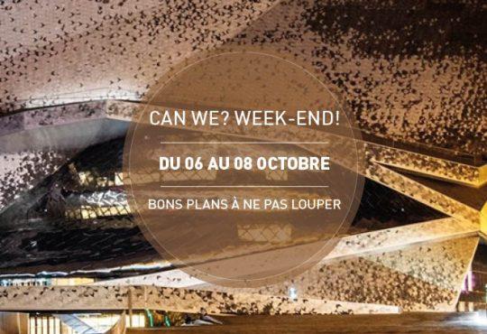 CAN WE? WEEK-END! // WE Dynamite