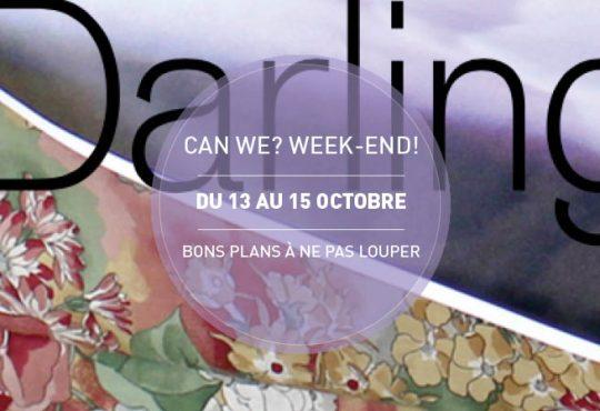 CAN WE? WEEK-END! // Week-end sous le signe de l'art