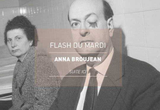 FLASH DU MARDI // Anna Broujean, de la science à la fiction