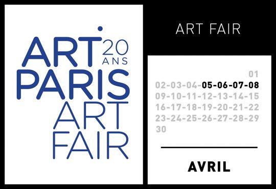 [CONCOURS] ART PARIS ART FAIR @ GRAND PALAIS