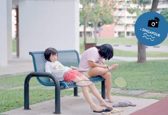 PHOTOGRAPHIE // AVEC NGUAN, SINGAPOUR A LA DOUCEUR D'UNE BARBE À PAPA